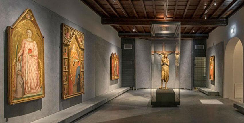 Музей Опера-дель-Дуомо Museo dell Opera del Duomo Флоренция