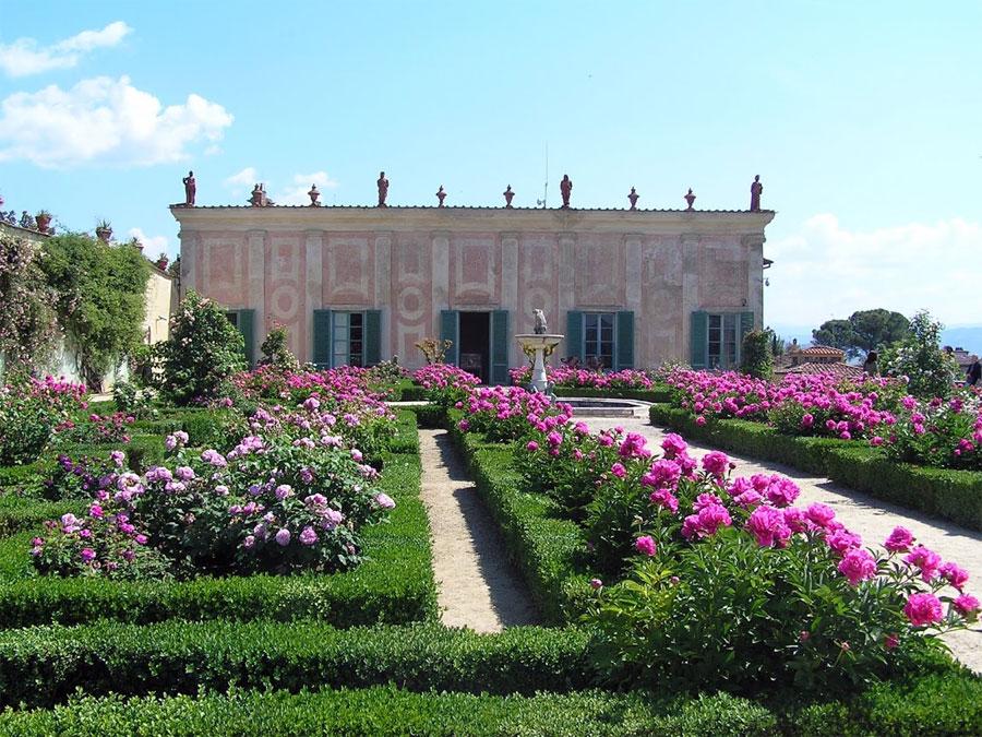 Villa Medici Firenze Museo
